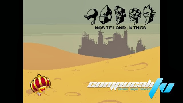 Wasteland Kings PC Full