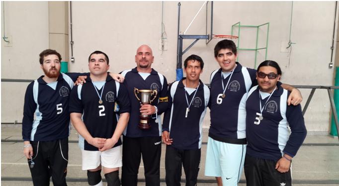 Prensa Municipalidad Jos C Paz El Equipo De Goalball