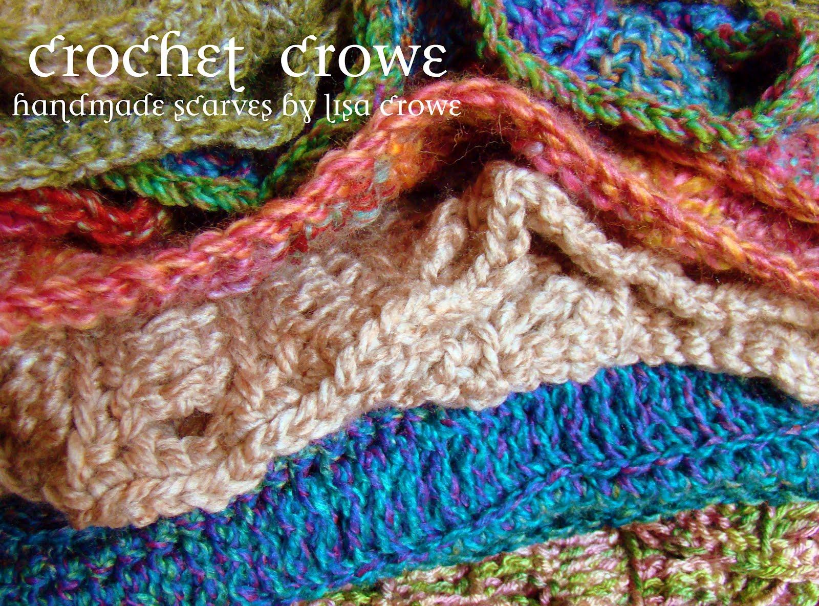 Crochet Crowe