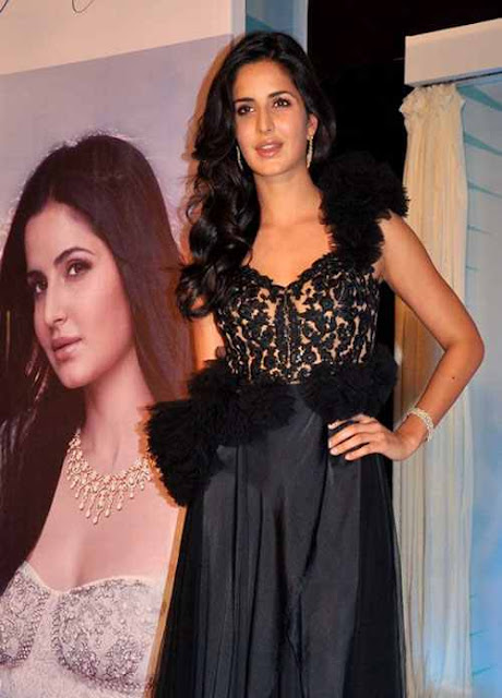 katrina kaif launches nakshatra new logo