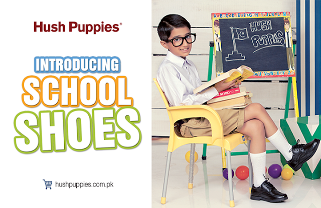 Hush Puppies Pakistan Introduced Wide Range of School Shoes