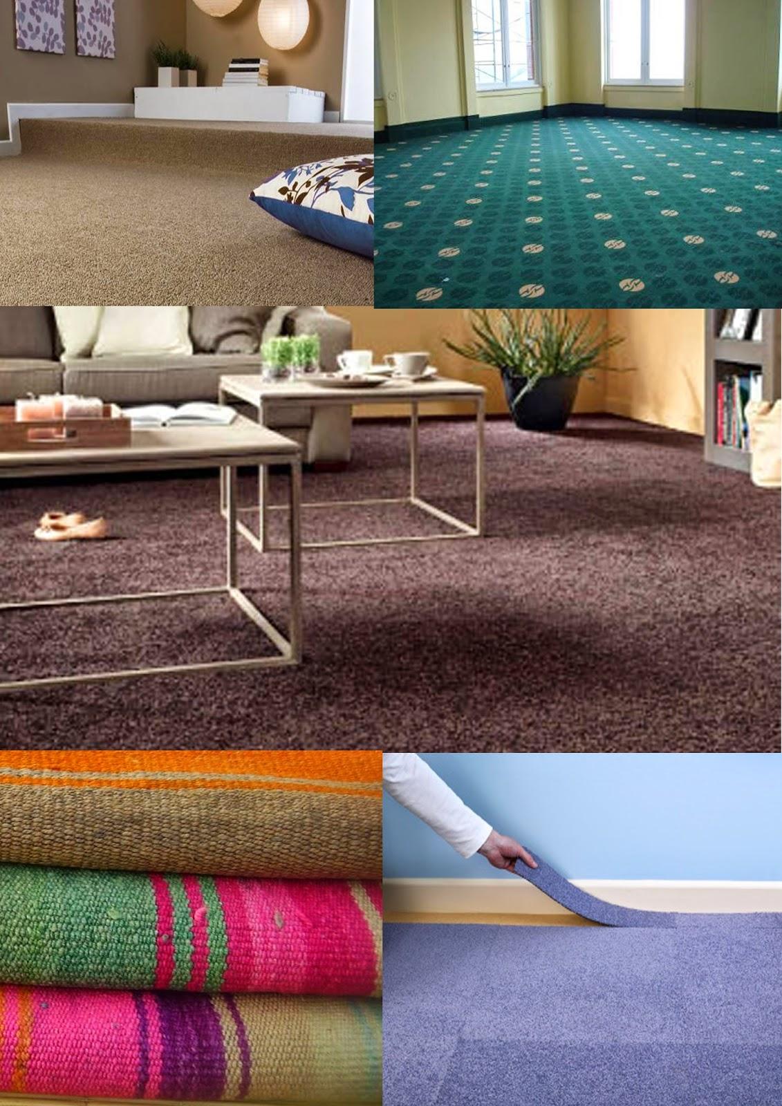 Dise a estudio alfombras instalaci n paso a paso - Como colocar alfombras ...