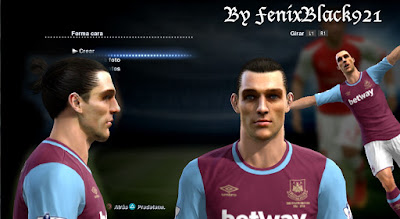 PES 2013 New Face A. Carroll 2016 By FB921