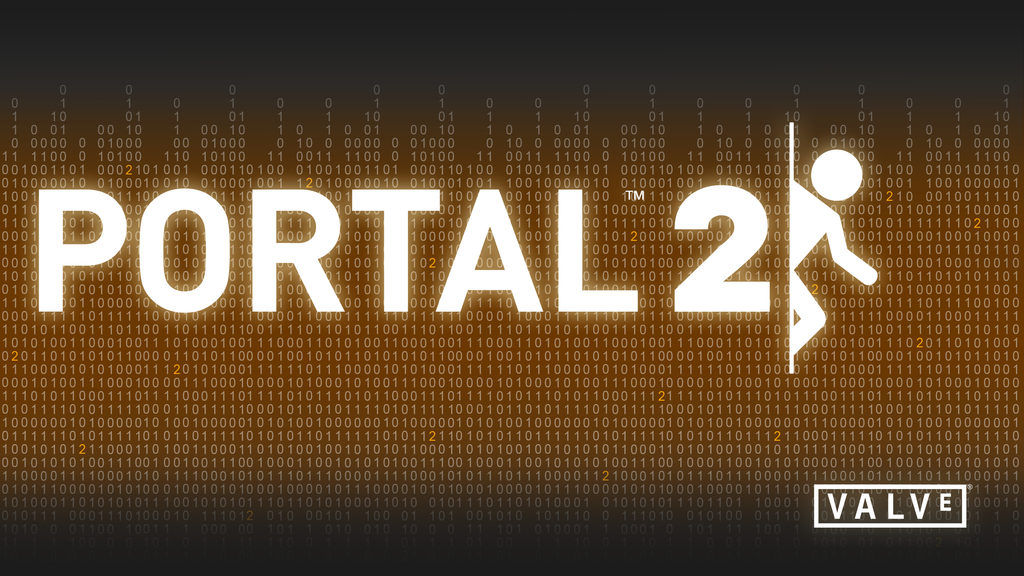 portal 2 wallpaper chell. portal 2 wallpaper hd. with