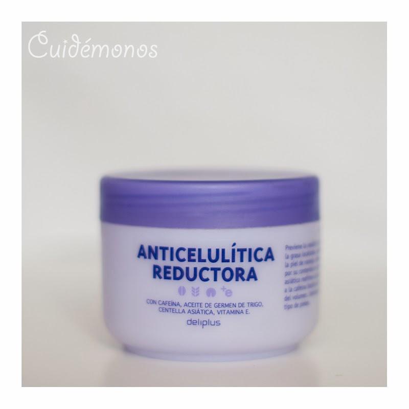 Anticelulítica reductora Deliplus
