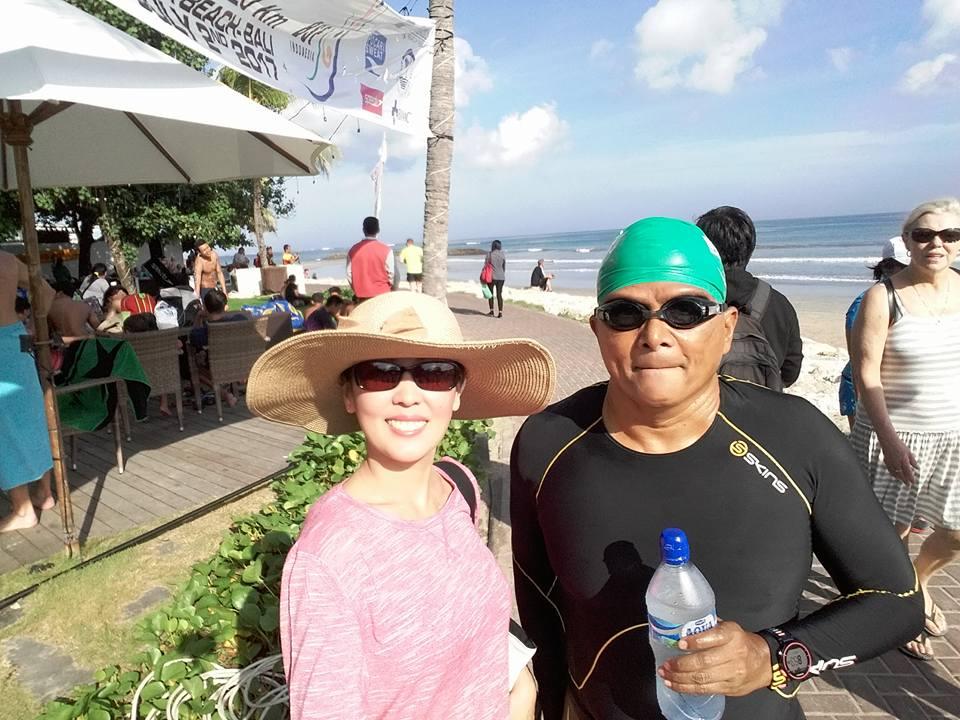 Bali 10 km Charity Ocean Swim
