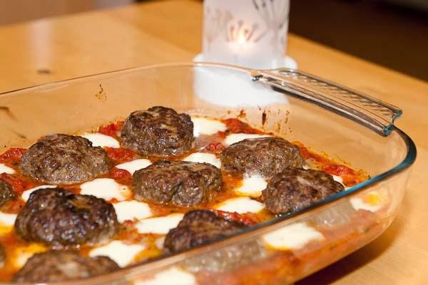 italienska biffar tomatsås