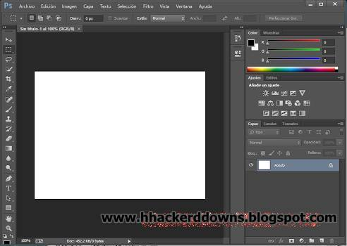 Hacker Downs: Adobe Photoshop CC 14 + Crack + Serial