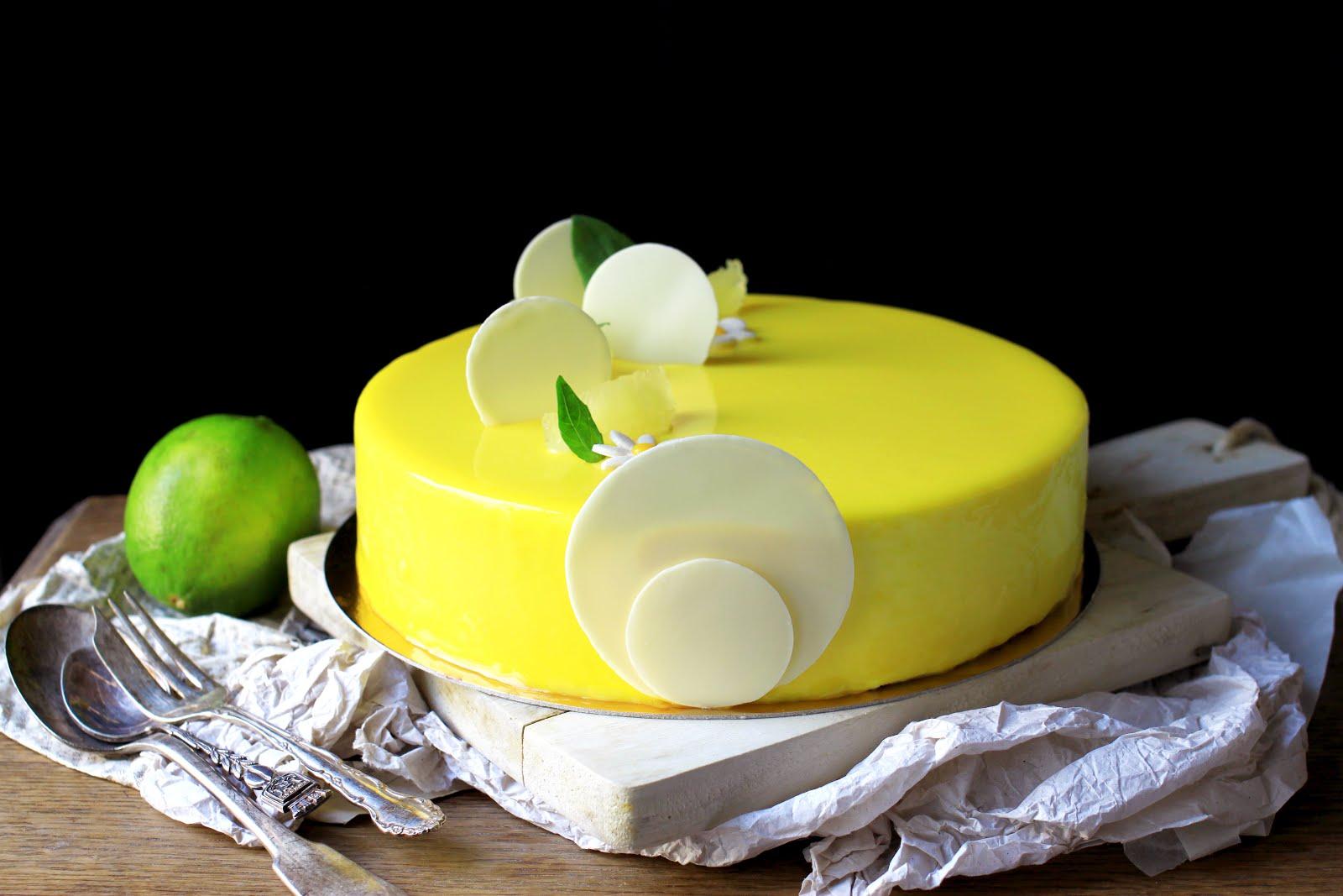 Chloé Délice Lexquis Entremets Citron Basilic