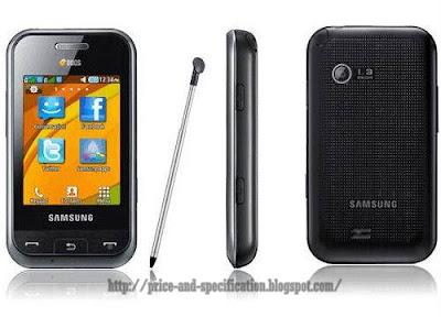 Harga Samsung Champ Duos - Harga HP Terbaru 2013