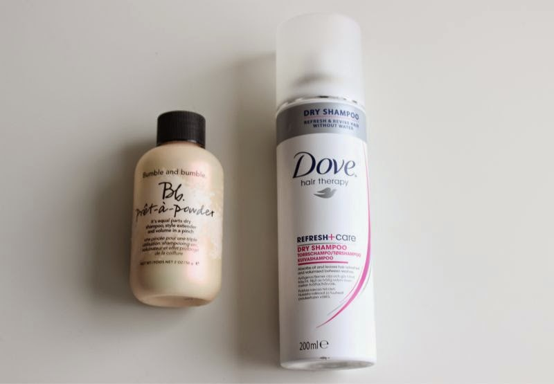 Why Spend More - Dry Shampoo Edition