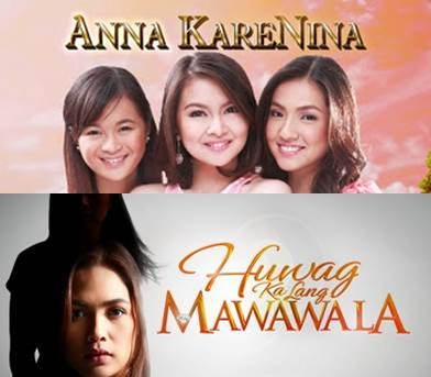 National TV Ratings (July 12): Anna Karenina Enters Top 3; Huwag Ka Lang Mawawala Down