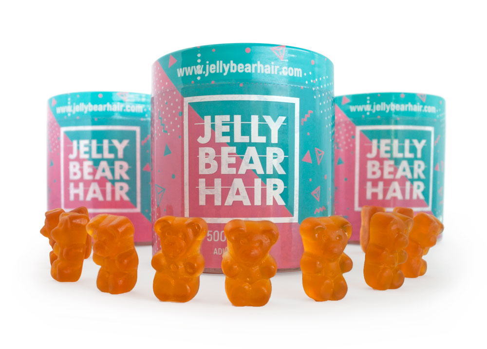 Jelly Bear Hair - KOD Rabatowy: BL24212354