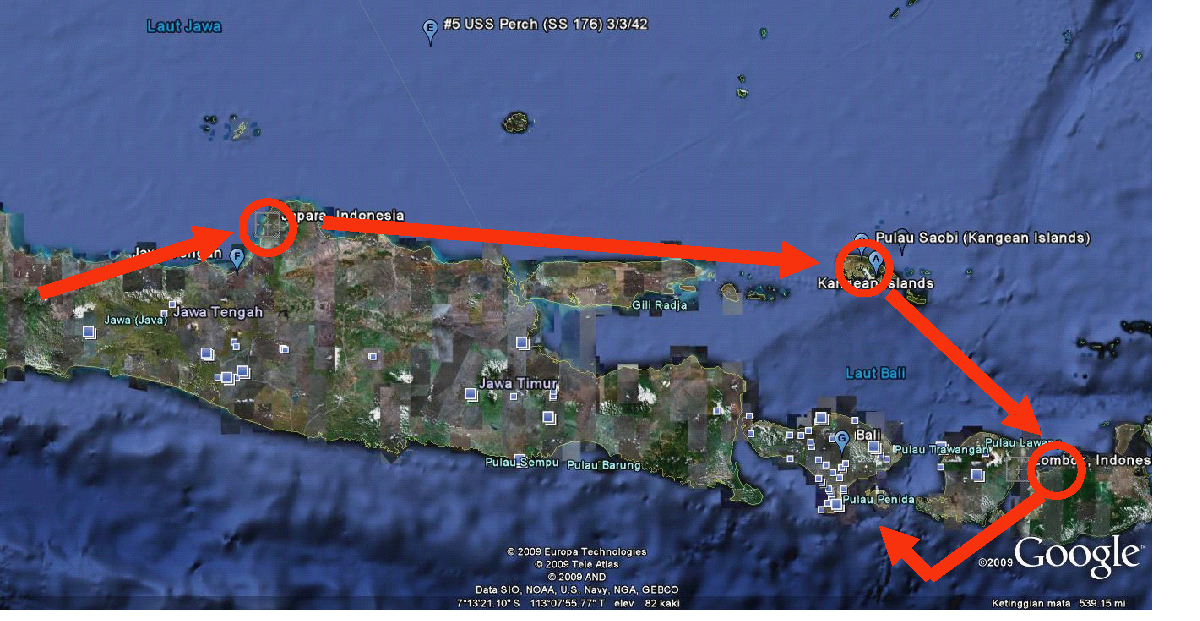 Download this Analysis Route Bali... picture