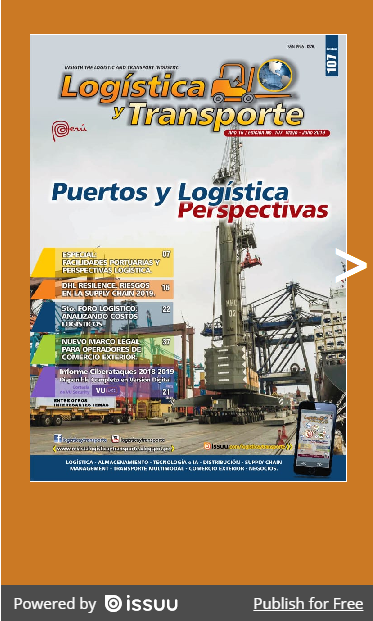 LOGÍSTICA & TRANSPORTE No.107 MAY - JUL