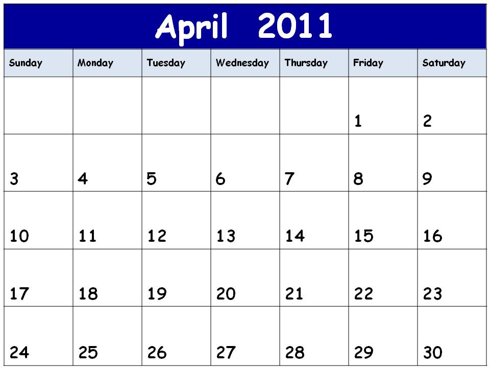 Calendar April And March : Calendar march and april