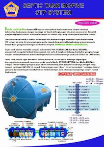SEPTIC TANK BIOFIVE BFV Series Silinder