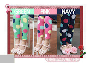 Korean Legging Polkadot
