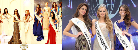 Rusia es Miss Intercontinental 2013