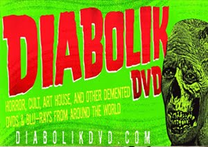 Diabolik DVD