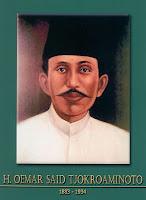 gambar-foto pahlawan kemerdekaan indonesia, HOS.Cokro Aminoto