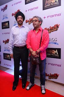 Manjit Singh and Sushant Shah