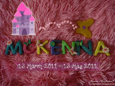 Mckenna Jean March 13 2011