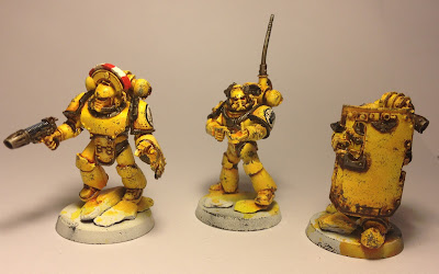 Pre-Heresy Imperial Fists