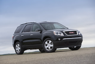 GMC Acadia Wallpapers