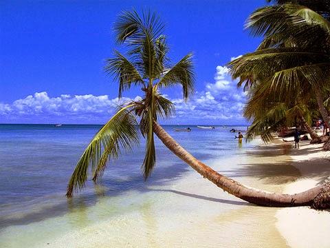 Turismo de playa en la Republica Dominicana