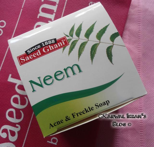 Saeed Ghani Neem Soap