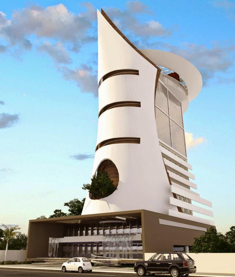 Belíssimo prédio em Cristalina, estado de Goiás