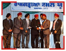 Ramgarhia Council UK: Lifetime Achievement honour for Deedar