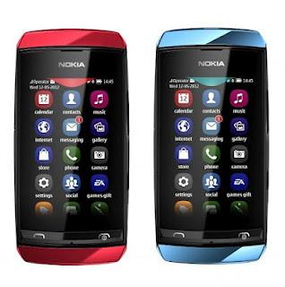 Nokia Asha 306 Mobile
