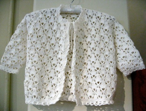SWEATER PATTERNS TO CROCHET « Free Patterns