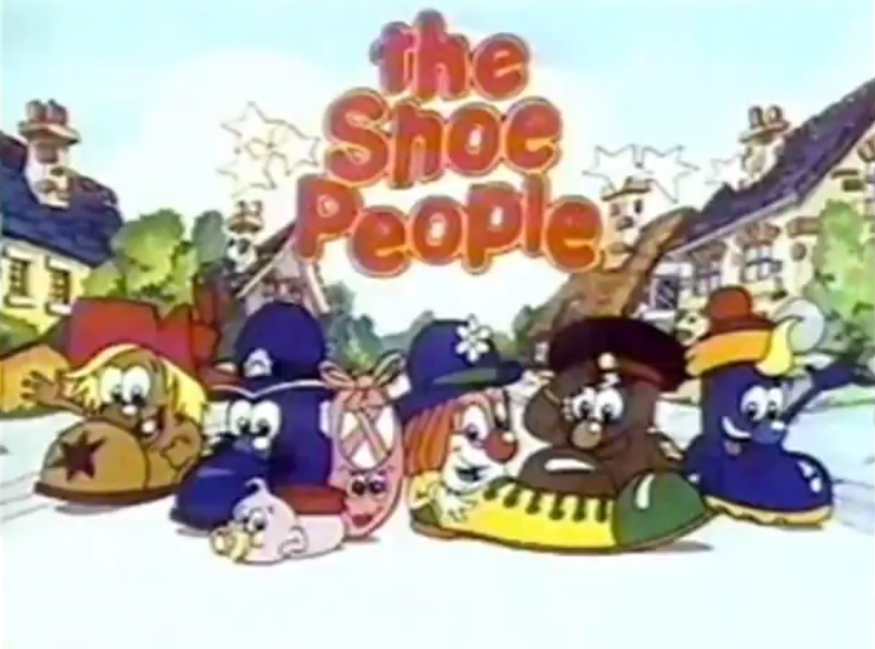 The Shoe People - Retro Children's TV on Amazon Instant