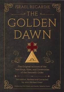 The Golden Dawn by Israel Regardie, 7th Edition