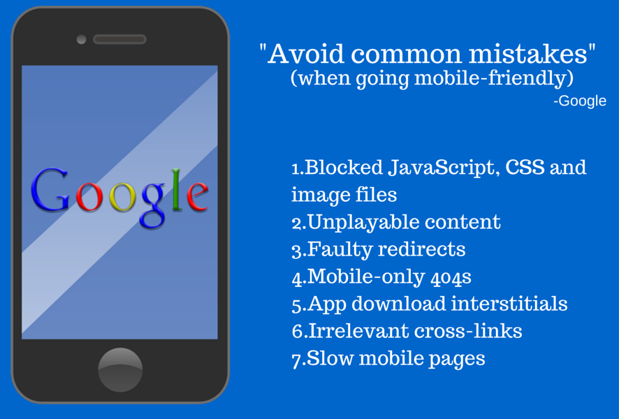 Mobile Seo Mistakes Tips Boyd Digital,The search engine optimisation ...