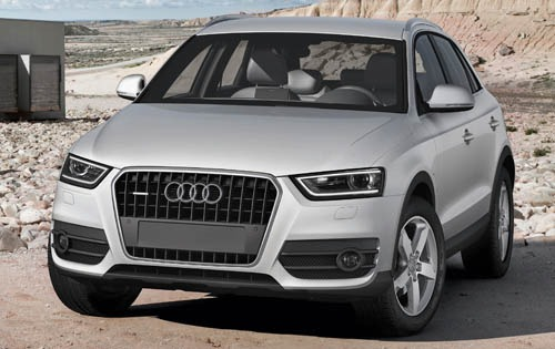 Automobiles Reviews 2013 Audi Q3 Suv