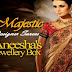 Indian Fashion Designer Sarees | Majestic Designer Sarees for Brides by Aneesha's Jewellery Box