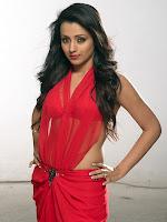 Trisha, In, Red