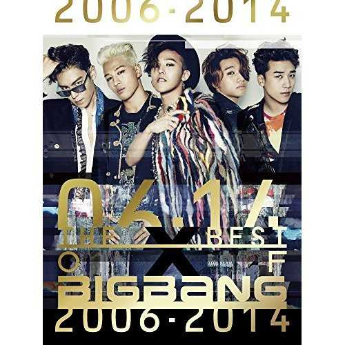 [MUSIC] BIGBANG – THE BEST OF BIGBANG 2006-2014 (2014.11.26/MP3/RAR)