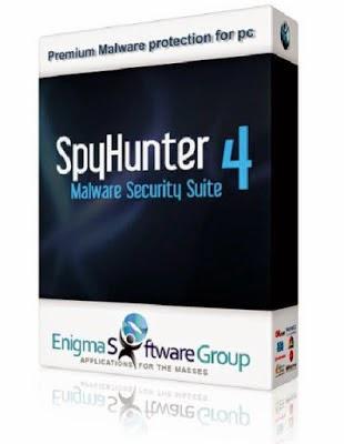 SpyHunter  กำจัดสปายแวร์ให้เรียบ