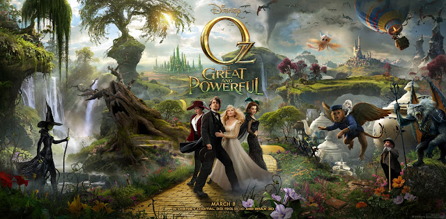 Oz: Mágico e Poderoso banner