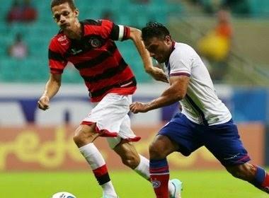 Nordestão: Bahia fica no empate com o Campinense