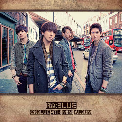 CN Blue Mini Album Re Blue