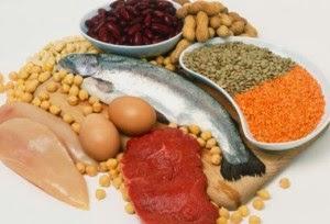 Cara menambah berat badan dengan mencukupi kebutuhan protein