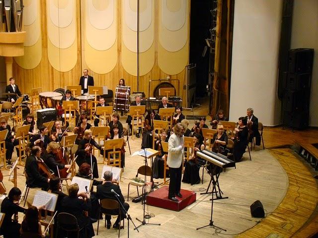 交響楽団コンサートの画像