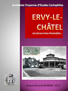 NOUVEAUTE ! ERVY-LE-CHATEL