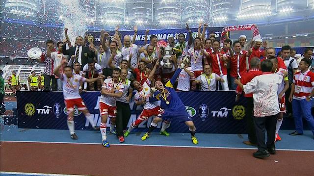 Kelantan Juara Piala FA 2013